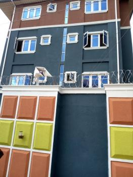 Nice Renovated Well Finish 3bedroom Flat, Aguda Ogba, Ogba, Ikeja, Lagos, Semi-detached Duplex for Rent