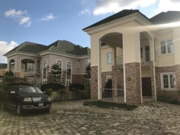 5 Bedroom Duplex with 2 Room Bq, Katampe (main), Katampe, Abuja, Detached Duplex for Sale