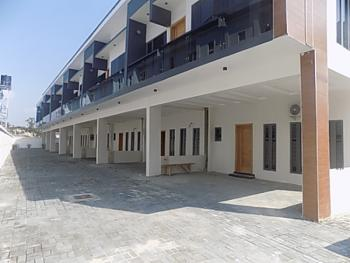 4 Bedroom Terraced Duplex with 24hrs Power in a Gated Estate, Opposite Chevron Headquarters, Chevy View Estate, Lekki, Lagos, Terraced Duplex for Rent
