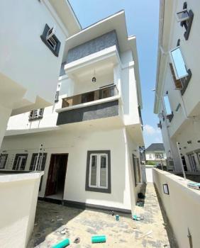 4bedroom Semi Detached Duplex  with Bq, All Rooms Ensuite - Walk in   Closet, Lekki Phase 2, Lekki, Lagos, Detached Duplex for Sale