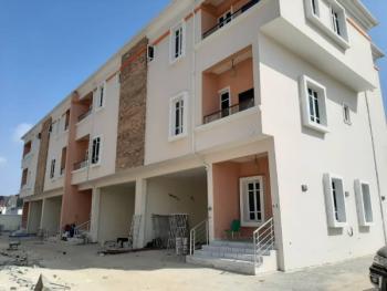 Newly Built 5 Bedroom Serviced Terrace Duplex with Large Ante Room, Ikate Elegushi, Lekki, Lagos, Terraced Duplex for Sale