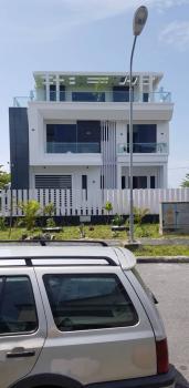 6 Bedroom Mansion with 2 Rooms Bq, Pinnock Beach, Osapa, Lekki, Lagos, Detached Duplex for Sale