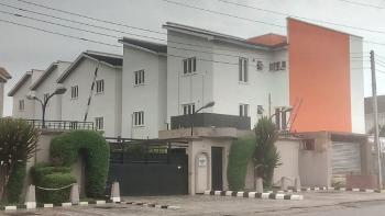 New 4 Bedroom Terrace with 2 Living Rooms, Omole Phase 1, Ikeja, Lagos, Terraced Duplex for Sale