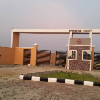 Eminence Court, Epe, Lagos, Residential Land for Sale