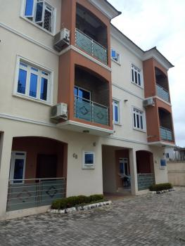 Serviced 4 Bedroom Terraced Duplex, Fully Serviced Mini Estate in a Gated Area, Osapa, Lekki, Lagos, Terraced Duplex for Rent