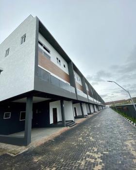 Brand New Luxury 4 Bedroom Terrace Duplex with Bq, Ikate Elegushi, Lekki, Lagos, Terraced Duplex for Sale