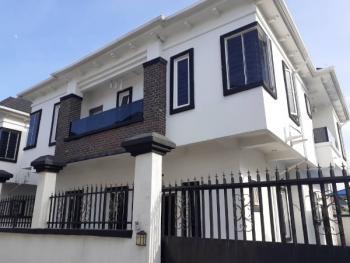 Brand New 5 Bedroom Detached House with a Bq, Off Kaseem  Eletu Street, Osapa, Lekki, Lagos, Semi-detached Duplex for Rent