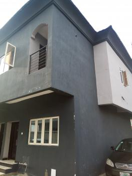 a Very Lovely 2 Bedrooms Duplex, Crown Estate, Ajah, Lagos, Terraced Duplex for Rent