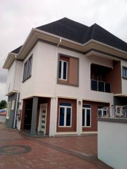 Brand New 4 Bedroom Detached Duplex with a Room Bq, Abule Egba, Agege, Lagos, Detached Duplex for Sale