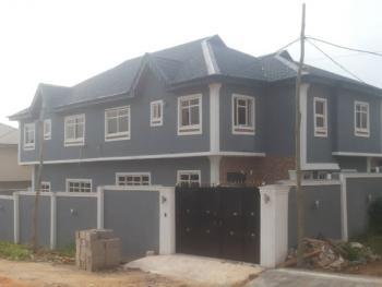 a 3 Bedroom Semi-detached Duplex with a Room Bq, Magboro, Ogun, Semi-detached Duplex for Sale