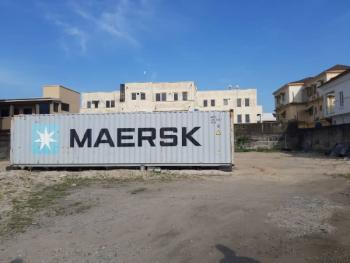Land - 1,100sqm, Admiralty Road, Off Admiralty Way, Lekki Phase 1, Lekki, Lagos, Commercial Land for Sale