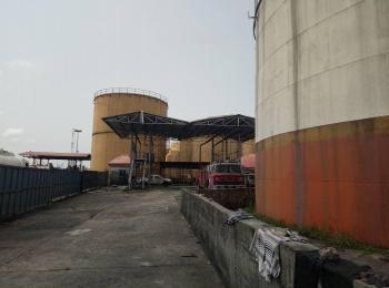 Functioning Tank Farm, Iwofe, Rumolumeni, Port Harcourt, Rivers, Tank Farm for Sale