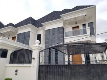Brand New 4-bedroom Semi-detached House with Bq, Off Chevron Drive, Lekki, Lagos, Semi-detached Duplex for Sale