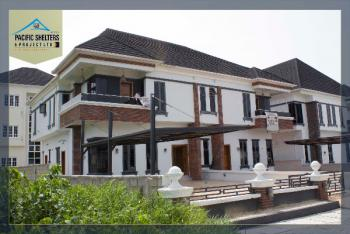 Luxuriously Finished 5 Bedroom Semi-detached House with View of Nature, Lekky County Homes Via Ikota Villa Estate, Lekki Expressway, Lekki, Lagos, Semi-detached Duplex for Sale