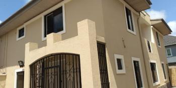 4 Bedroom Duplex with 2rooms B.q, Johnvic, Lekki Phase 1, Lekki, Lagos, Semi-detached Duplex for Rent