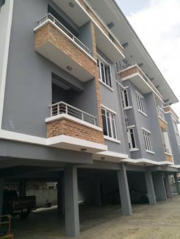 Newly Built 3 Bedroom Flat with Boys Quarter, Lafiaji, Lekki, Lagos, Flat for Rent