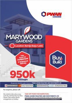 Affordable Land for Sale with Excision in Eleko,ibeju-lekki,lagos, Llamija, Eleko, Ibeju Lekki, Lagos, Residential Land for Sale