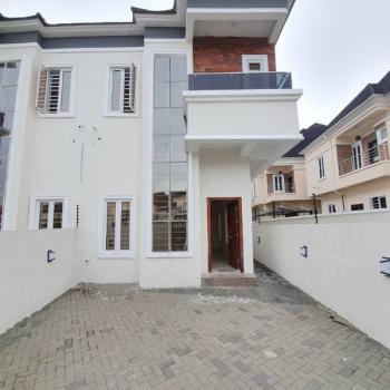3 Bedroom Semi Detached Duplex with Bq, Off Chevron Lekki, Chevy View Estate, Lekki, Lagos, Semi-detached Duplex for Sale