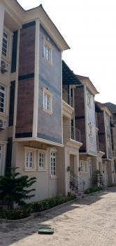 3units of Standard 5bedroom Terrace Duplexs, 54, Ebitu Ukiwe, Jabi, Abuja, Semi-detached Duplex for Rent