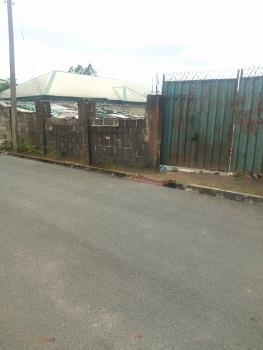 Fenced 1 Plot of Land in a Gated Estate, New Road Ada George, Port Harcourt, Rivers, Residential Land for Sale