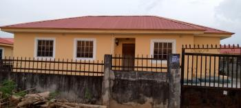 Three Bedroom Flat with Three Toilets and Other Necessary Facilities, Sunshine Garden, Akure, Ondo, Detached Bungalow for Sale