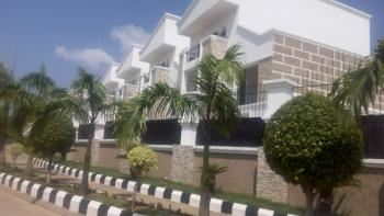 Supper Dope 4 Bedroom Serviced Duplex with a Bq,ensuite, Lush Green Areas,gym,ideally for High Profile Clients, Katampe, Abuja, House for Rent