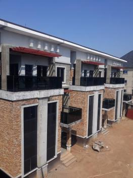 Tastefully Finished & Masterfully Crafted 4bedroom Terrace Duplex with Servant Quarters( Serviced), Gilmore Infrastructure Area Opposite Katampe Extension, Jahi, Abuja, Terraced Duplex for Sale