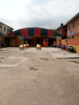 an Empty Land with a Little Structure on It, Adekunle Yaba, Adekunle, Yaba, Lagos, Commercial Land for Sale