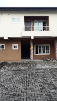 Carcass 4 Bedroom Terraced Duplex, Lekki Gardens Estate, Ajah, Lagos, Terraced Duplex for Sale