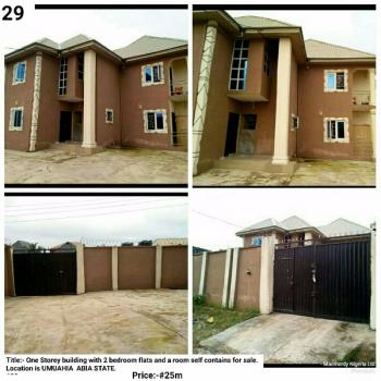 One Storey, Umuahia, Abia, Block of Flats for Sale