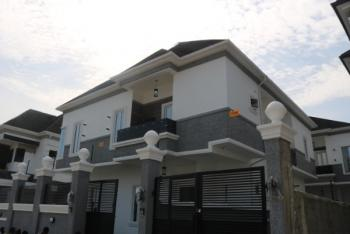 Brand New Spacious 5 Bedroom Fully Detached House with Bq, Chevron, Lekki, Lagos, Detached Duplex for Sale