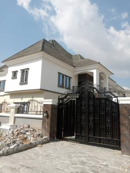 Well Finished 4 Bedroom Duplex with 2 Rooms Bq, Kado, Abuja, Detached Duplex for Sale