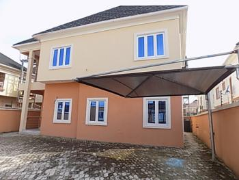 Luxury 5 Bedroom Fully Detached Duplex with Bq, High Security in a Gated Estate, Beside Chevy View Estate, Chevy View Estate, Lekki, Lagos, Detached Duplex for Rent