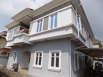 4 Bedroom Fully Detached Duplex with Bq, Fully Furnished with Ac, Ikota, Ikota Villa Estate, Lekki, Lagos, Detached Duplex for Rent