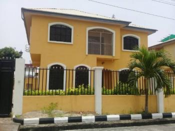Fantastic 4 Bedroom Detached House with Room & Parlour Bq, Stillwater Guardian Estate, Lekki Phase 1, Lekki, Lagos, Flat for Rent