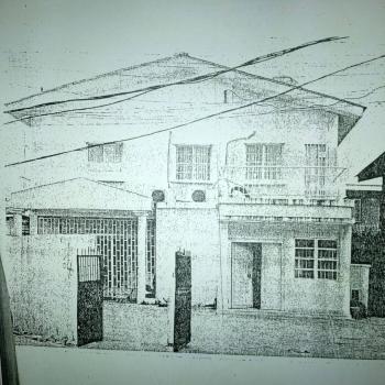 Fully Detached 7 Bedroom Duplex, Norman Williams, Falomo, Ikoyi, Lagos, Detached Duplex for Sale