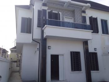4 Bedroom Semi Detached House, Osapa, Lekki, Lagos, Semi-detached Duplex for Rent
