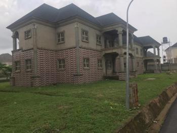 Shell Finished Duplex, Gudu, Abuja, Detached Duplex for Sale