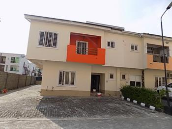 Luxury 4 Bedroom Semi Detached Duplex with Bq, High Security, Large Compound Space for Six Cars, 24 Hours Power, in a Gated Estate., Ikate, Ikate Elegushi, Lekki, Lagos, Semi-detached Duplex for Rent