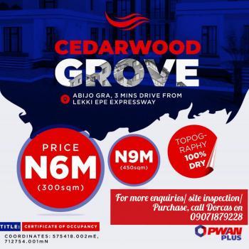 Cedarwood Groove Estate, Abijo Gra, Abijo, Lekki, Lagos, Residential Land for Sale