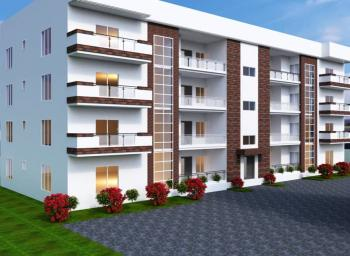 a Contemporary 3bedroom Block of Flat Unit + Bq, Off Susan Adobe Street, Life Camp, Gwarinpa, Abuja, Block of Flats for Sale