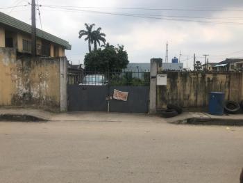 2 Bedroom Bungalow on 620sqm of Land, Off Coker Road, Ilupeju Estate, Ilupeju, Lagos, Mixed-use Land for Sale