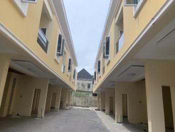 Luxury 4bedroom Terrace Houses, Alternative Route, Chevy View Estate, Lekki, Lagos, Terraced Duplex for Sale