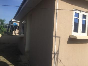 Nice and Spacious Self Contained, Voice of Nigeria Estate   Airport Road Abuja, Lugbe District, Abuja, Self Contained (single Rooms) for Rent