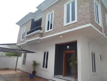 Tastefully Finished 5 Bedroom Detached House with Bq, Off  Eletu Way ( Behind The Circle Mall- Shoprite)., Osapa, Lekki, Lagos, Detached Duplex for Sale