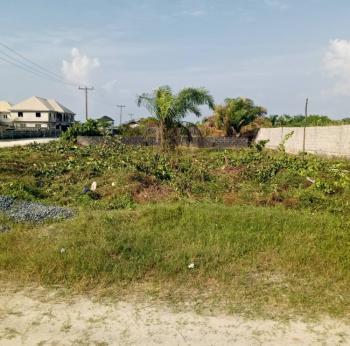 Corner Piece Bare Land, Abijo By Flourish Gardens Estate Gate, Ibeju Lekki, Lagos, Mixed-use Land for Sale