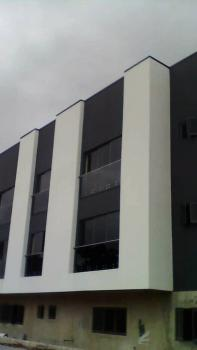 a Fully Serviced 2 Bedrooms Flat with Bq, Swimming Pool, Gym Available, Fitted Wardrobes, Fitted Kitchen, Fitted P.o.p Designed, Lekki Phase 1, Lekki, Lagos, Flat for Rent