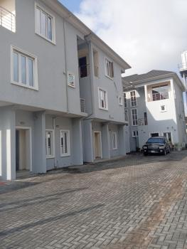 Newly Built Luxury 5 Bedroom Detached Terrace with a Room Bq, with Fitted Kitchen., Off Fola Osibo, Lekki Phase 1, Lekki, Lagos, Terraced Duplex for Rent
