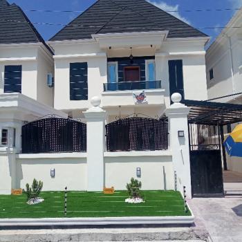 Four Bedroom Fully Detached Duplex (all Rooms Ensuite) with Boys Quarters, Bera Estate, Chevron Drive, Lekki, Lagos, Detached Duplex for Sale