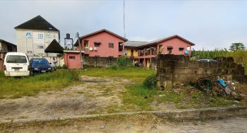 Three and Half Plots of Dry Land, Gra, Effurun, Uvwie, Delta, Residential Land for Sale